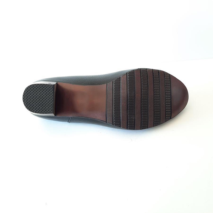 کفش زنانه چرم طبیعی دست دوز تبریزکد 212