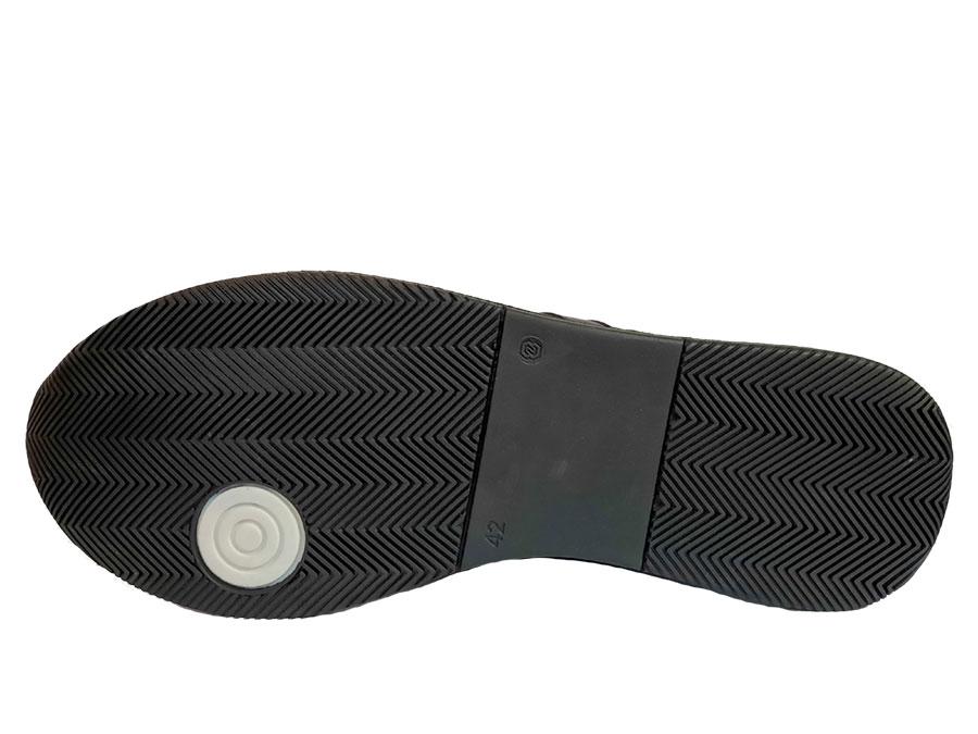 کفش اسپرت چرم طبیعی مردانه redpoll