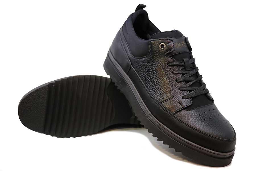 کفش چرم طبیعی مردانه اسپورت مدل mado
