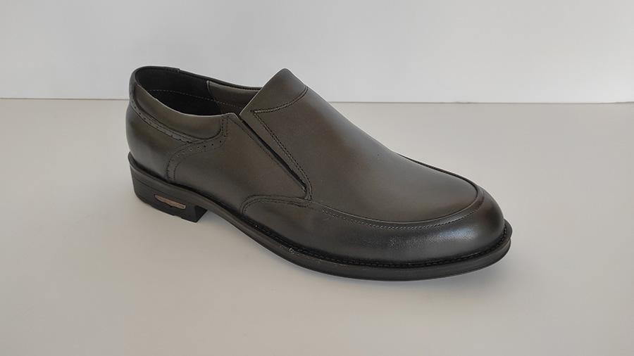 کفش مجلسی مردانه چرم طبیعی گاوی تبریز کد 379