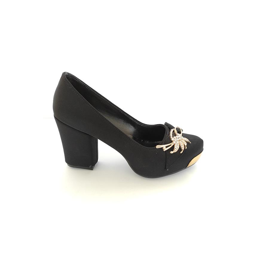 کفش مجلسی زنانه پاشنه بلند کد 381