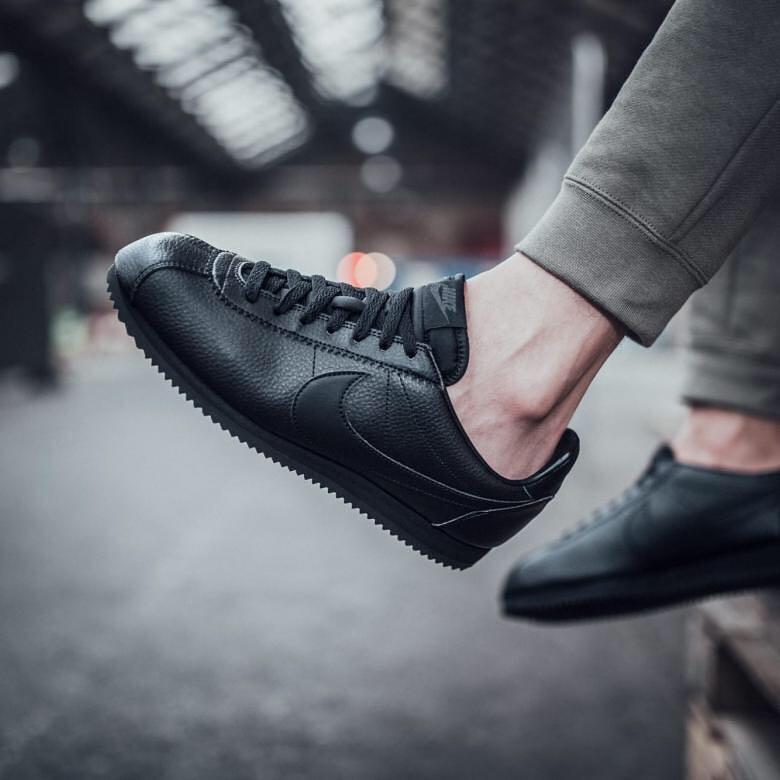 کفش اسپرت مردانه  نایک مدل Nike cortez  کد 189