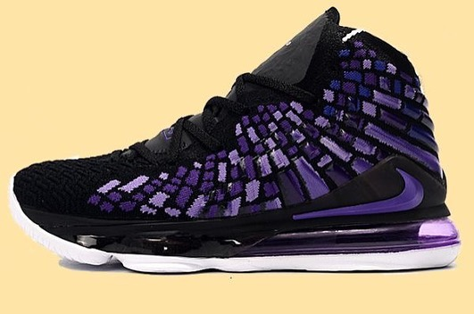 کفش اسپرت مردانه  نایک مدل Nike lebrob  کد 185