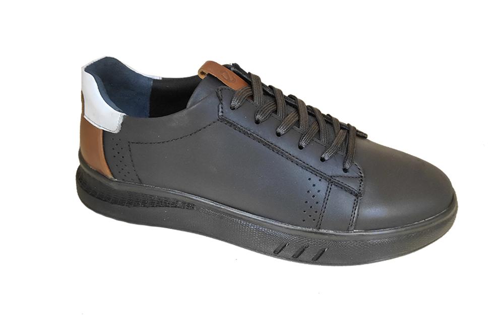 کفش اسپرت  مردانه  چرم طبیعی گاوی کد 294