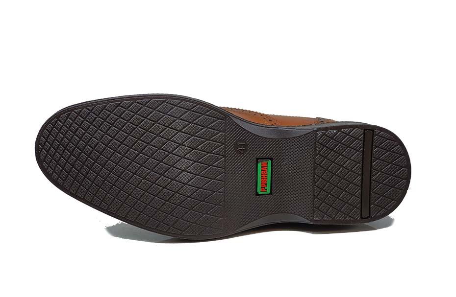 کفش مجلسی مردانه چرم طبیعی تبریز کد 117