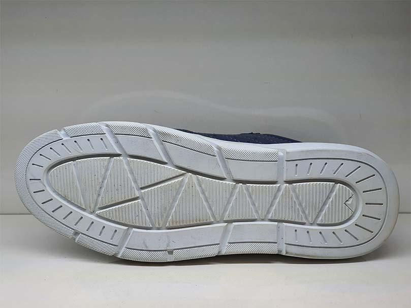 کفش اسپرت مردانه چرم طبیعی  کد 133