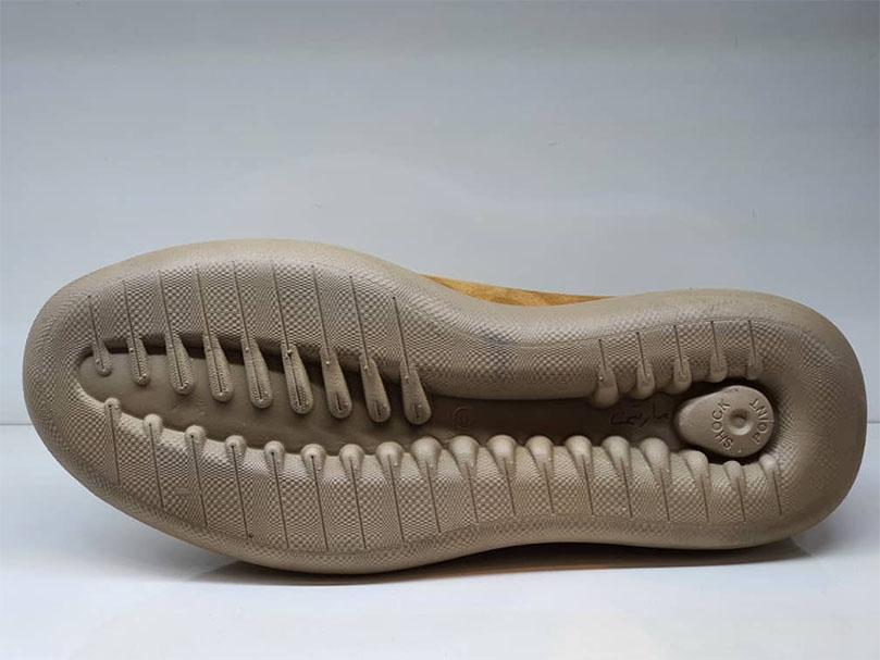 کفش راحتی مردانه  چرم  طبیعی تبریز کد 134