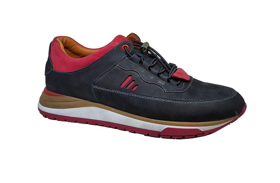 کفش اسپرت مردانه چرم طبیعی  کد 151