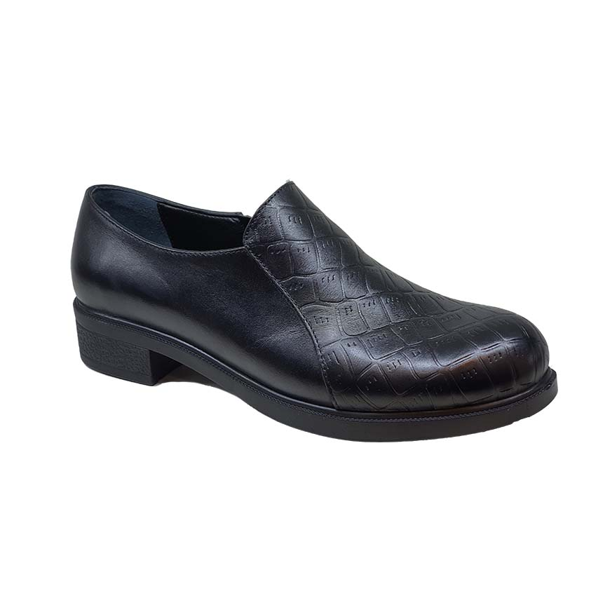 کفش زنانه چرم طبیعی دست دوز تبریز کد 172