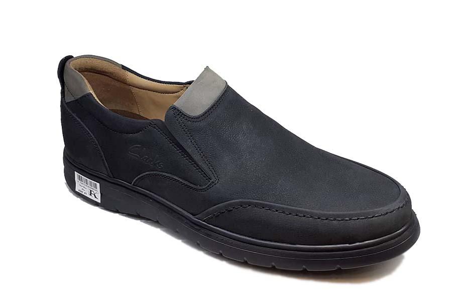 کفش راحتی مردانه تمام  چرم  کد 082