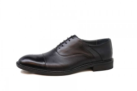 ;کفش چرم طبیعی مردانه مجلسی مدل Carbon