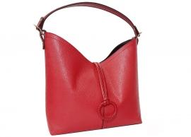 کیف زنانه چرم طبیعی دست دوز تبریز