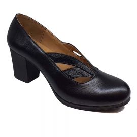 کفش راحتی  زنانه  چرم طبیعی دست دوز تبریز کد 100