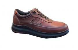 کفش اسپرت مردانه چرم طبیعی  کد 111