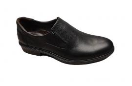 کفش راحتی مردانه چرم  طبیعی کد 300