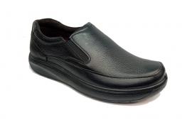 کفش مردانه بزرگ پا تمام  چرم  طبیعی تبریز کد 318