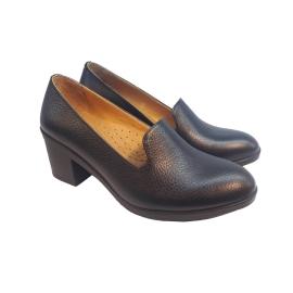 کفش مجلسی  زنانه  چرم طبیعی تبریز کد 409