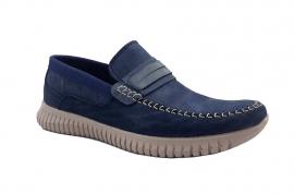 کفش کالج طبی راحتی مردانه چرم طبیعی تبریز کد435