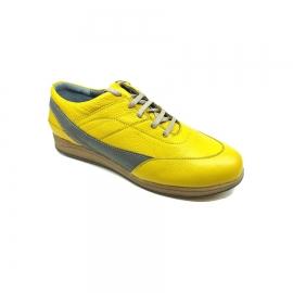 کفش کتونی زنانه چرم طبیعی  تبریز کد463