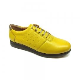 کفش کتونی زنانه چرم طبیعی  تبریز کد468