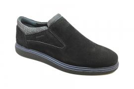 کفش طبی راحتی مردانه چرم طبیعی مادو تبریز کد469