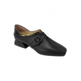 کفش کالج زنانه مدل چاکدار کد 519