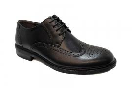 کفش مجلسی مردانه تمام چرم طبیعی تبریز کد524