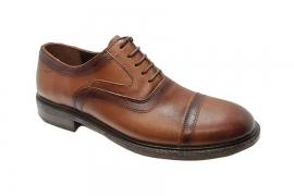 کفش مجلسی مردانه تمام چرم طبیعی تبریز کد526