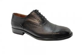 کفش مجلسی مردانه چرم طبیعی تبریز کد543