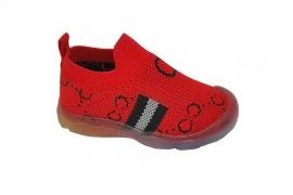کفش کتونی بچه گانه جورابی  کد546