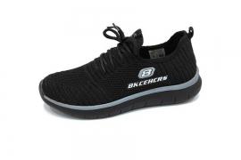 کفش کتونی دخترانه جورابی مدل اسکیچرز  کد 562