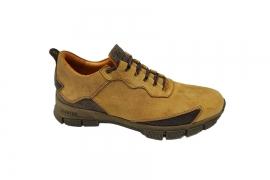 کفش کتونی مردانه چرم طبیعی  تبریز کد571