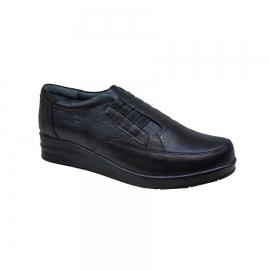 کفش طبی زنانه چرم طبیعی دست دوز تبریز کد628