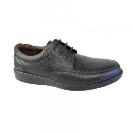 کفش طبی راحتی مردانه چرم طبیعی تبریز کد 717
