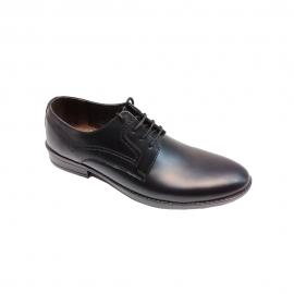 کفش مجلسی مردانه چرم طبیعی تبریز کد 805