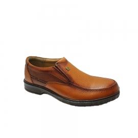 کفش طبی راحتی مردانه  چرم طبیعی تبریز کد 831