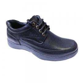 کفش طبی راحتی مردانه چرم طبیعی تبریز کد 848