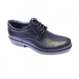 کفش طبی راحتی مردانه چرم طبیعی تبریز کد 850