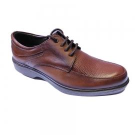 کفش طبی راحتی مردانه چرم طبیعی تبریز کد 855