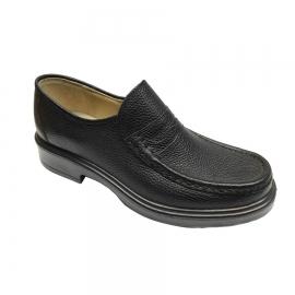 کفش طبی راحتی مردانه چرم طبیعی تبریز کد 884