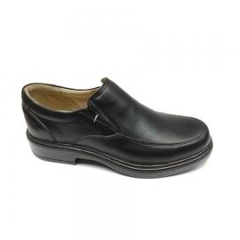 کفش طبی راحتی مردانه چرم طبیعی تبریز کد885