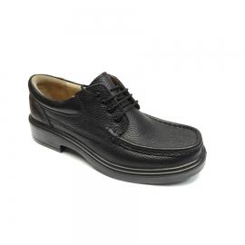 کفش طبی راحتی مردانه چرم طبیعی تبریز کد 886