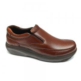 کفش طبی راحتی مردانه چرم طبیعی تبریز کد 887