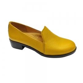 کفش مجلسی زنانه چرم طبیعی  تبریز کد 891
