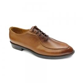 کفش مجلسی مردانه تمام چرم طبیعی گاوی تبریز کد 899