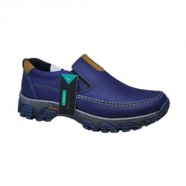 کفش اسپورت مردانه چرم طبیعی تبریز کد909