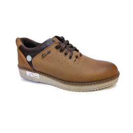 کفش طبی راحتی مردانه چرم طبیعی تبریز کد917
