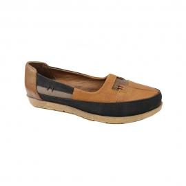 کفش اسپرت طبی راحتی زنانه چرم طبیعی  تبریز کد 938